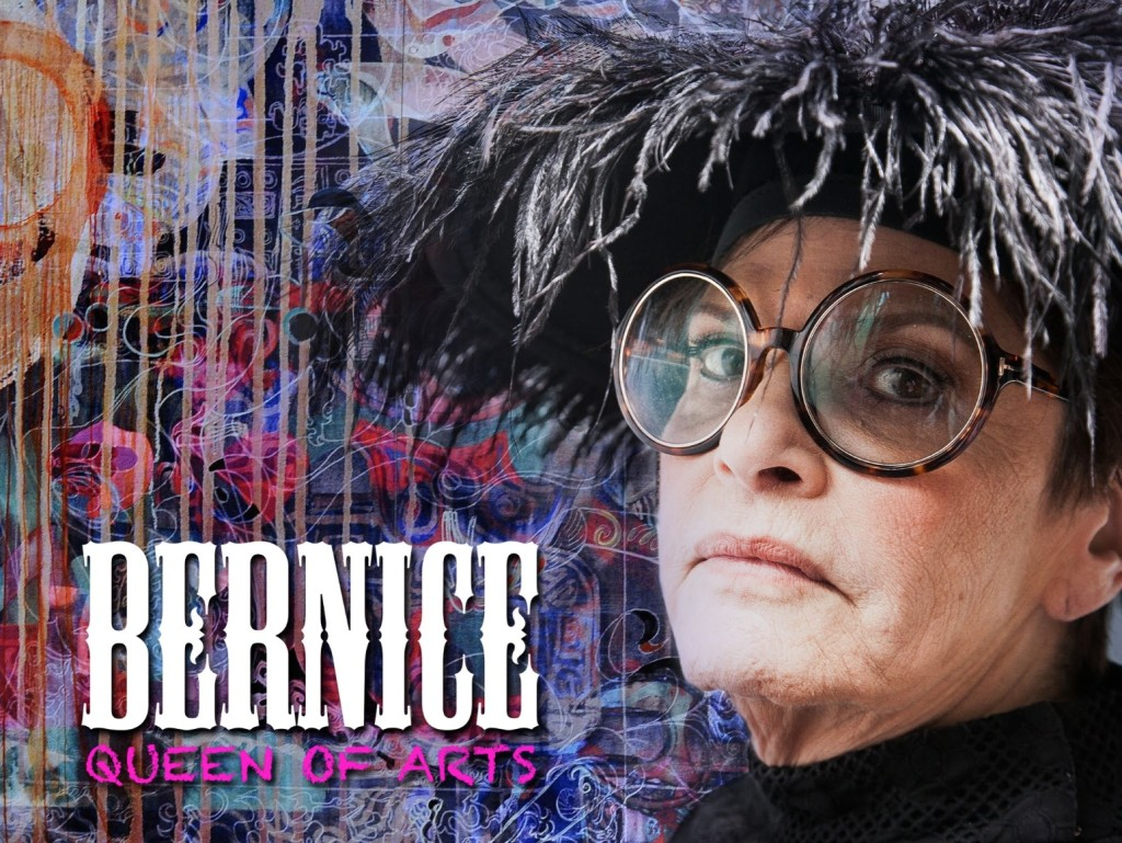 Bernice Pitchbook Cover