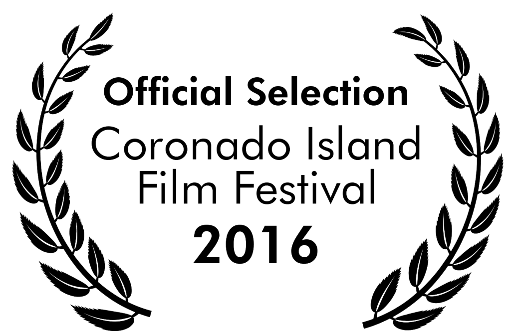 Official Selection - Coronado Island Film Festival
